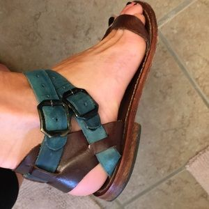 Italian Leather Sandals